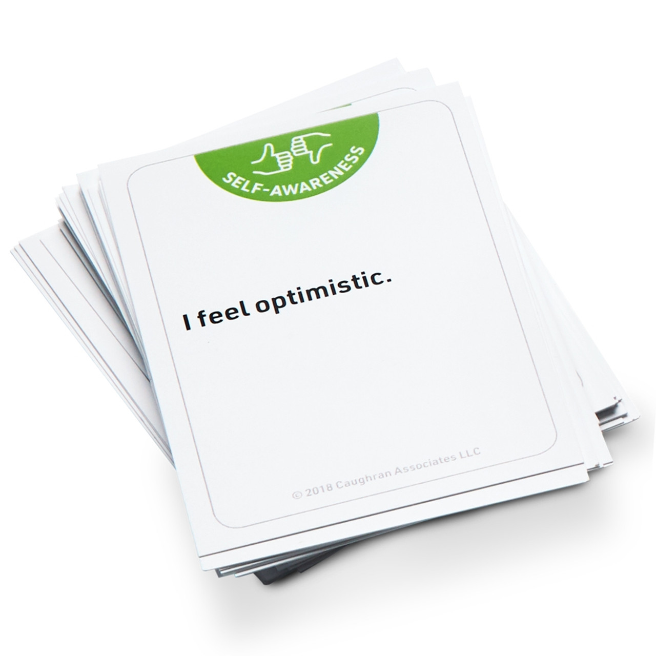 The EQ Game; self-awareness cards