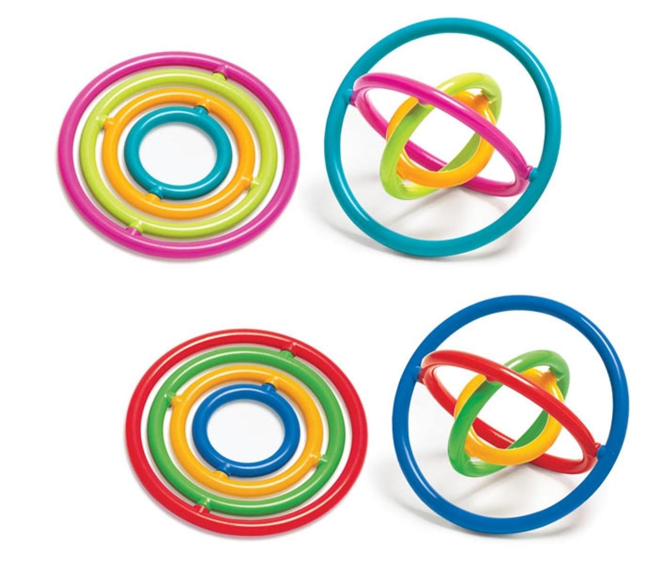 Gyrobi; assorted colors