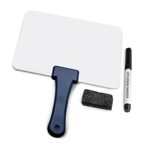 Answer Board, Marker, Eraser