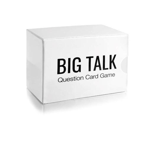 Big Talk Card Deck