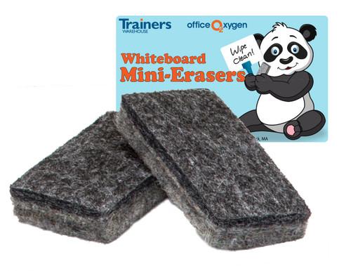 Personal Whiteboard Mini Erasers Set