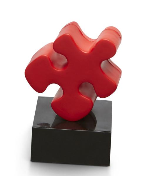 Puzzle Piece Trophy