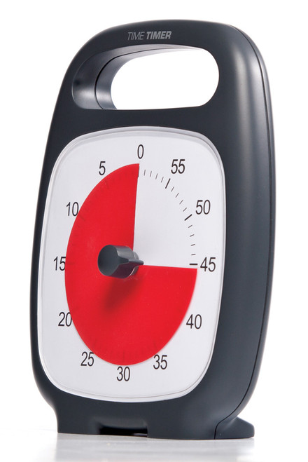 Time Timer,Plus - front angle view