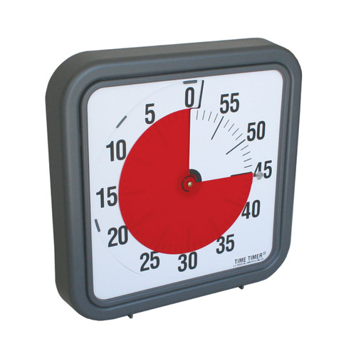 Time Timer, 8-inch - front angle view