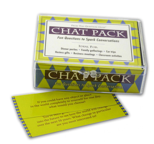 Chat Pack Card Deck