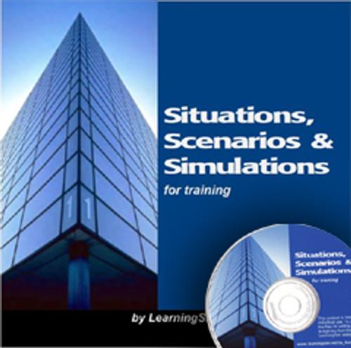 Situations, Scenarios & Simulations v.2