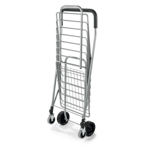 Lightweight Aluminum Cart - Folded