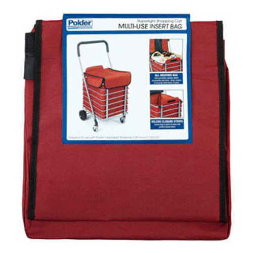 All Weather Bag for Lightweight  Aluminum Cart
