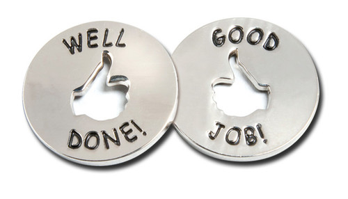 Good Job - Well Done Tokens