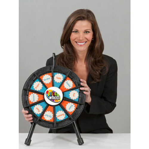 Micro Prize Wheel;  14 in. diam.
