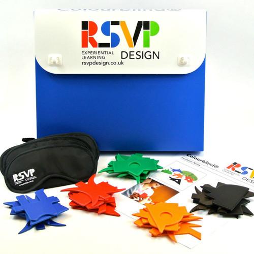 Colourblind Communication & Team-building Kit