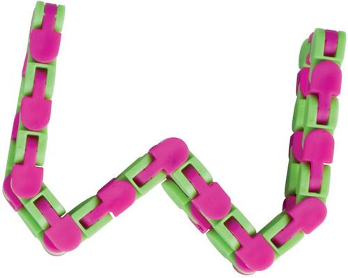 Wacky Tracks; pink and green