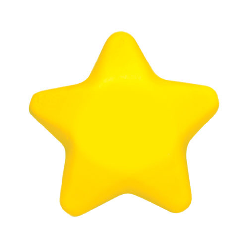 Yellow Squeeze Star