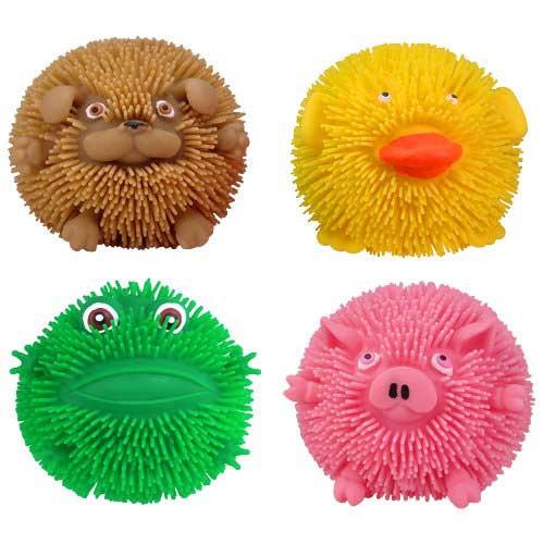 Puffer Critters