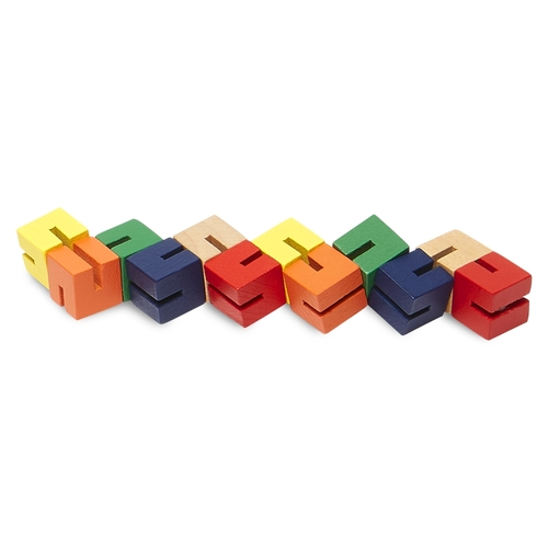 FlexiBlox Wooden Fidget Toy