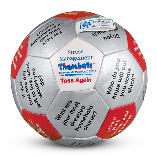 Stress Management Thumball