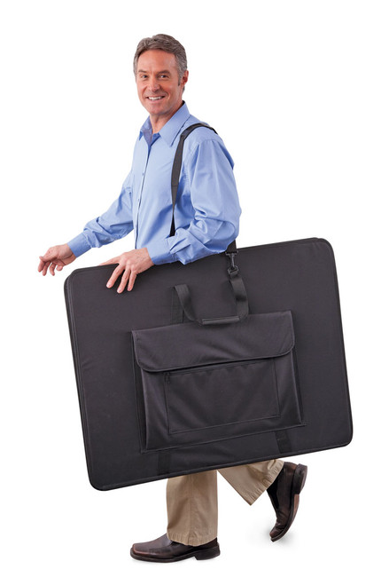 Flip Chart Bag by Trainers Warehouse - in use