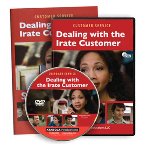 Dealing with the Irate Customer