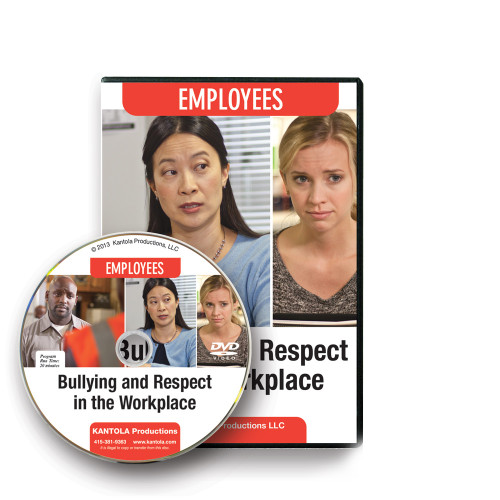 Bullying & Respect in the Workplace DVD - Employee Edition