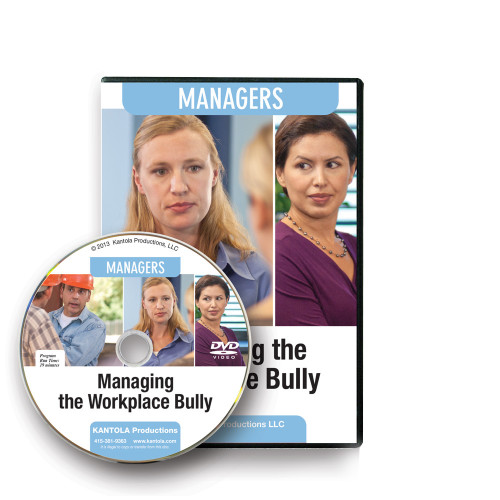 Bullying & Respect in the Workplace DVD - Manager Edition