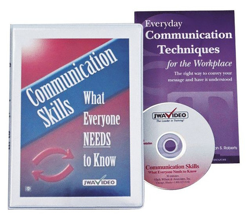 Communication Skills: What Everyone NEEDS to Know (DVD)