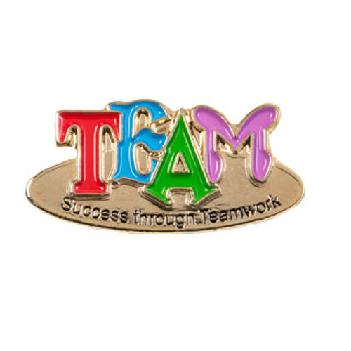 TEAM Lapel Pin