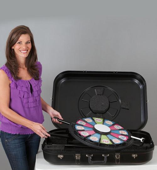 Travel Case for Mini Prize Wheel