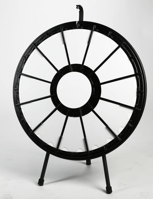 12- to 24-Slot Prize Wheel Tabletop model; blank