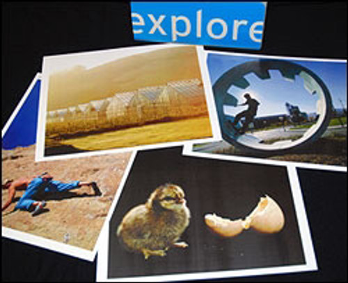Visual Explorer Kit; card image