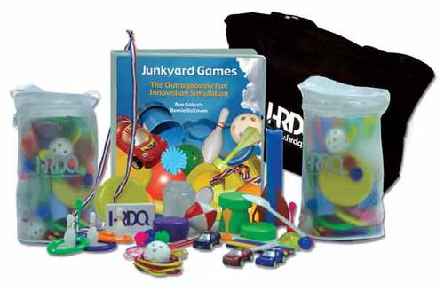 Junkyard Games Simulation