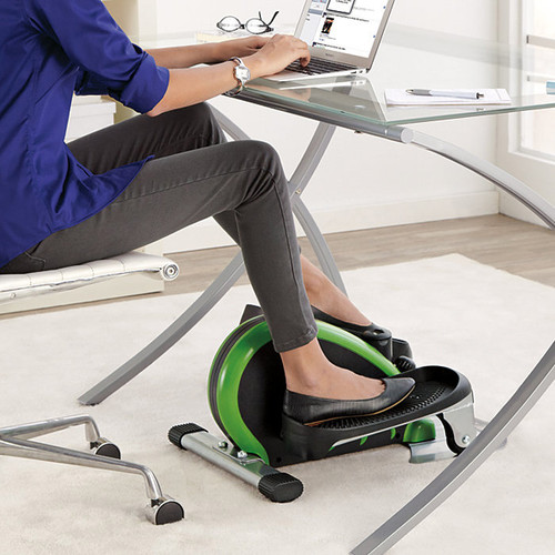 Elliptical Trainer by In Motion; in use at work