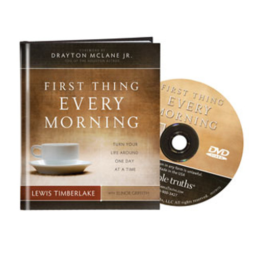 The First Thing Every Morning -- DVD & book