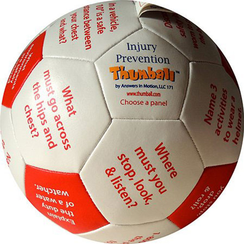 Injury Prevention Safety Thumball