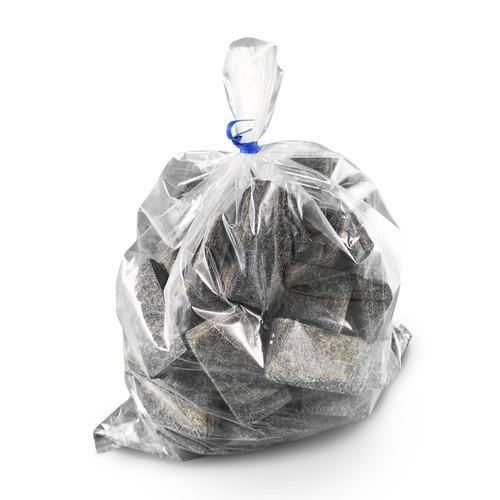 Personal Mini Whiteboard Erasers; 100 in bag