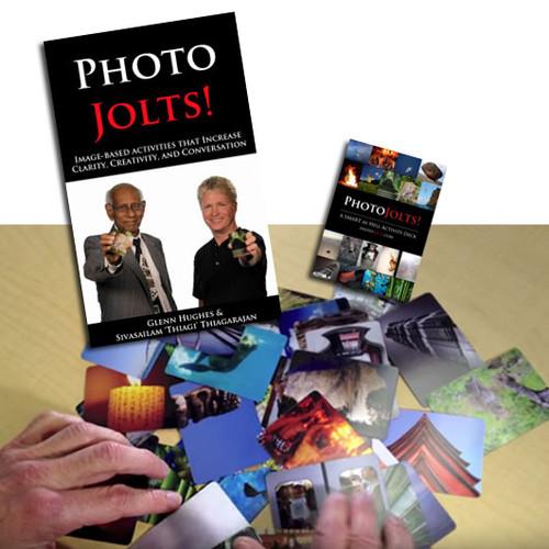 Photo Jolts! Card Deck & Book Combo