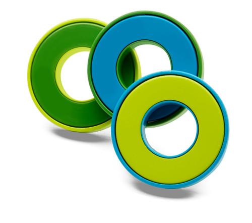 SwingOs; blue/green