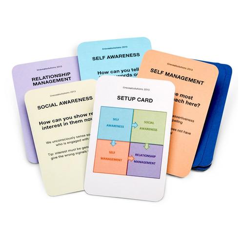 Developing Emotional Intelligence Coaching Cards