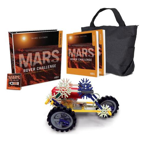 Mars Rover Challenge Teamwork Game