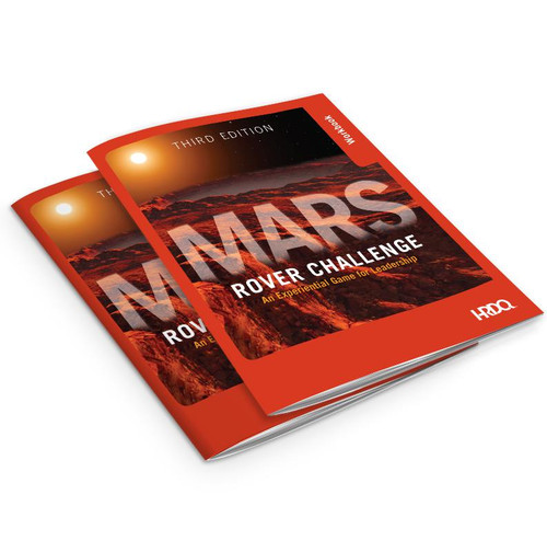 Mars Rover Challenge Leadership Game; workbooks
