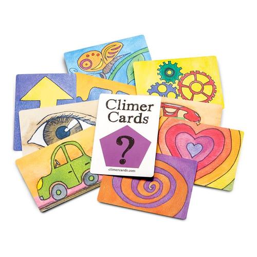 Climer Cards, Teambuilding and Facilitation Tool