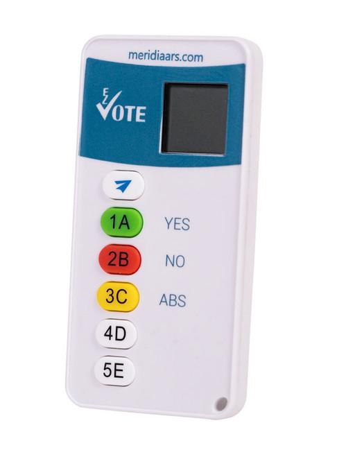 EZ-VOTE 5-button Keypad by Meridia