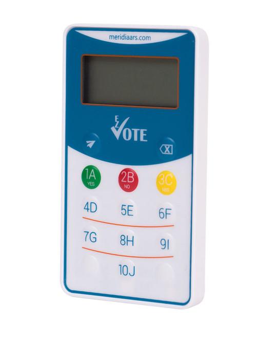 EZ-VOTE 10-button keypad by Meridia