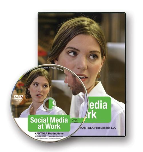 Social Media at Work DVD