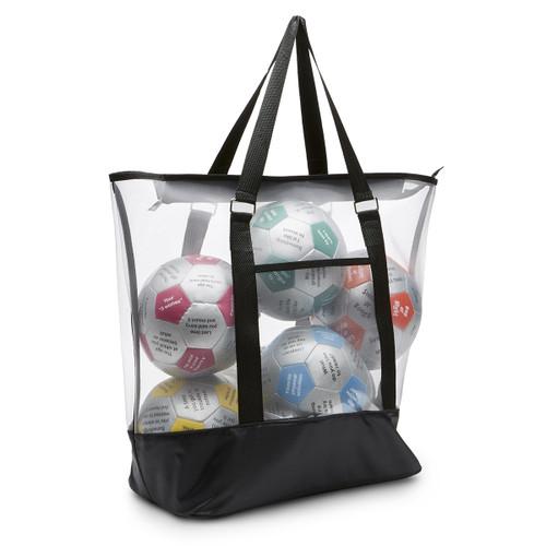 6 Thumballs in mesh bag