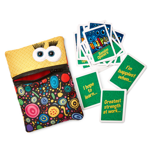 UNZiP-it! with Session Opener Card Deck, set