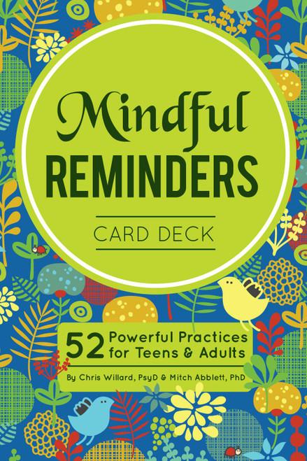Mindful Reminders Card Deck