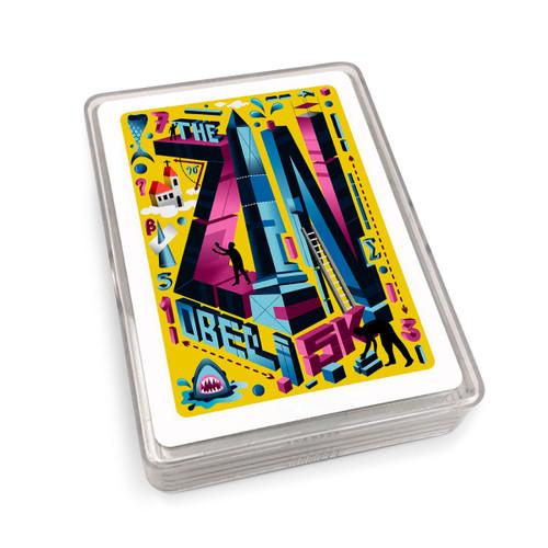 Zin Obelisk Team Building Game; in box