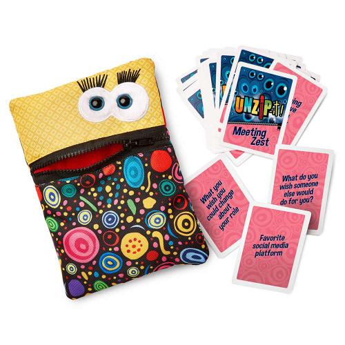 UNZiP-it! with Meeting Zest Card set