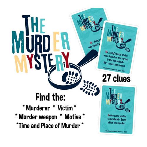 Murder Mystery v.3 Online