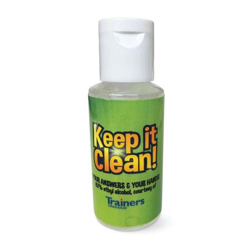 Keep It Clean Hand Sanitizer